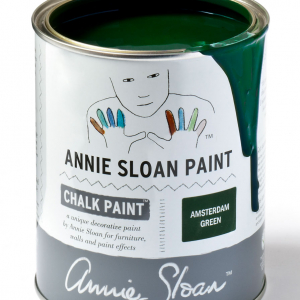 Chalk Paint – Amsterdam Green