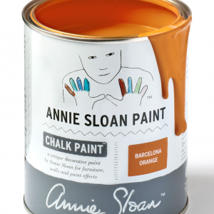 Chalk Paint – Barcelona Orange
