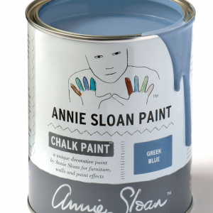 Chalk Paint – Greek Blue