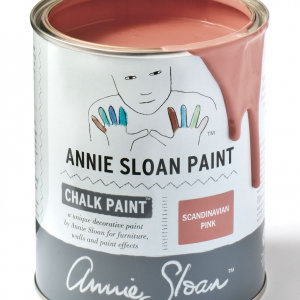 Chalk Paint – Scandinavian Pink
