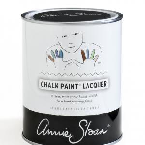 Lacquer 1 litre clear/mat – Annie Sloan