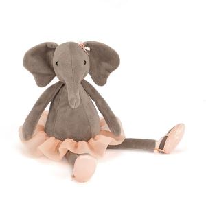 Elefant Dancing Darcey Elephant 20cm – JellyCat