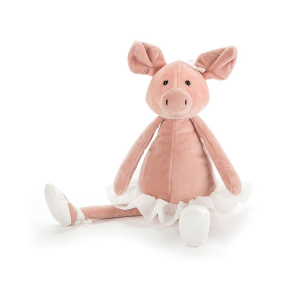 Dancing Darcey Piglet 20cm – JellyCat