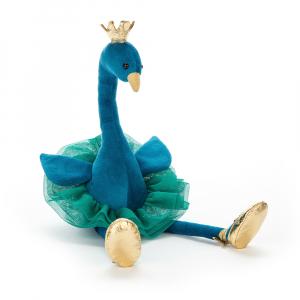 Fancy Peacock 22cm – JellyCat