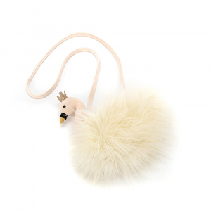 Swan Fluffy Fancies BAG – JellyCat
