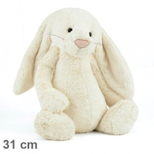 Kanin plysj 31cm Cream – JellyCat
