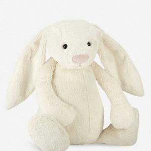 Stor Kanin 67cm stor, cream Big Bunny – JellyCat