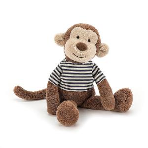 Stripey Monkey (Apekatt) 25cm – JellyCat