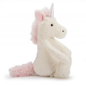 ENHJØRNING 18cm Unicorn – JellyCat