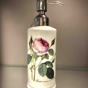 Redoute Fine Bone China Soap Dispenser – Roy Kirkham, England