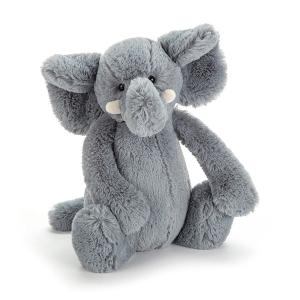 Elefant Plysj – 18cm – JellyCat