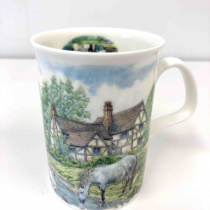 Fine Bone China ~ Home Horse & Deer ~ Row Kirkham, England