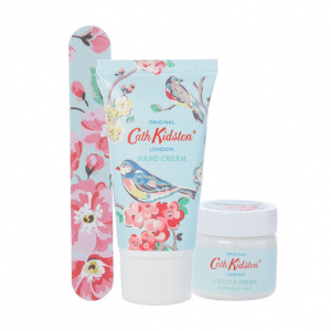 Cath Kidston, London – Apple Blossom & Elderflower Manicure Set