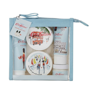 Cath Kidston, London Icons Travel Wash Bag Gift Set