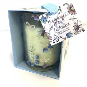 Large Chamomile Scented Candle Diffuser