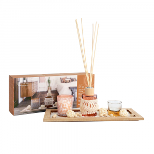 Sweet Pea & Freesia Diffuser Gift Set