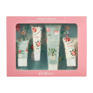 Cath Kidston, London – Pamper Time Wash Bag with toiletries